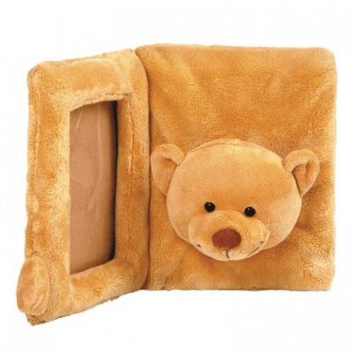 Рамка для фотографий - книжка Медведь Миша
