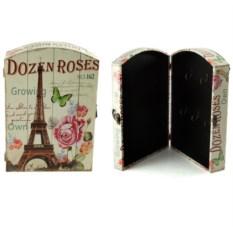 Настенная ключница «Dozen roses»
