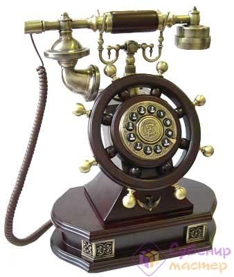 Телефон-ретро Капитанский