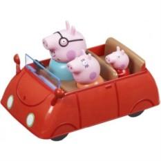 Игровой набор «Машина семьи Пеппы», Peppa Pig