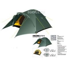 Палатка BTrace Challenge-2