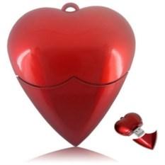 Флешка Сердце на 32 гб
