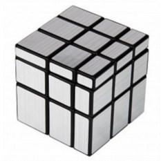 Зеркальный кубик (серебро)