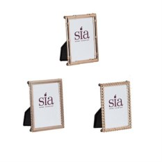 Рама для фото из металла Sia
