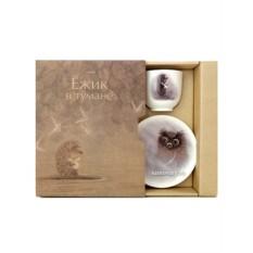 Подарочный набор Сова. Ежик в тумане