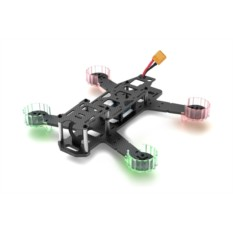 Квадрокоптер SkyRC Fx180 frame with power board + led lights