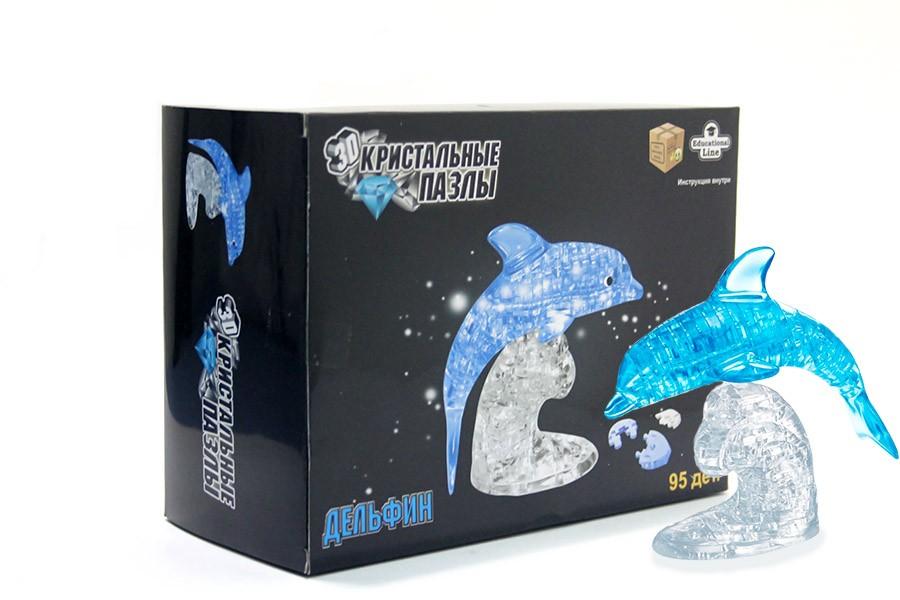 3D пазлы Дельфин XL