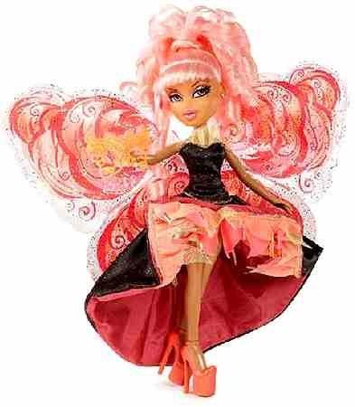 Кукла Сказочное превращение Жасмин-Фламинго (Bratz)