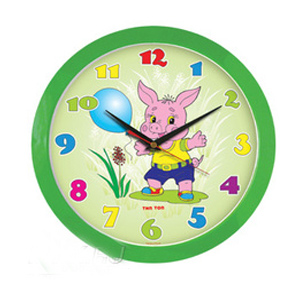 Часы «Пятачок»