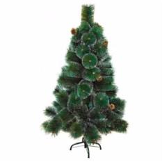Искусственная елка с шишками