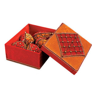 Набор украшений в коробке «от-Кутюр»