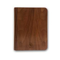 Светильник Lumobook (цвет: грецкий орех)