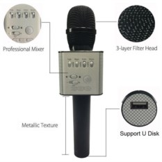 Микрофон с динамиком
