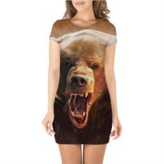 Платье 3D Медведь