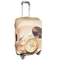 Большой чехол для чемодана Пляж