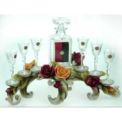 Набор для вина «Розы»