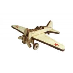 Конструктор Советский истребитель И-16
