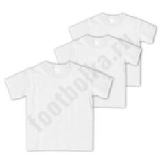 Комплект белых детских футболок (3 шт.)