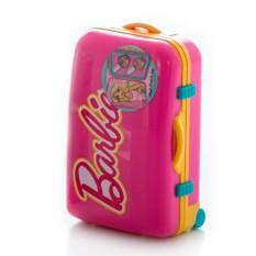 Набор детской декоративной косметики в розовом чемоданчике