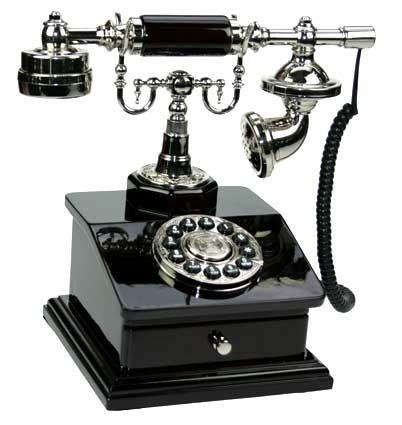 Ретро телефон Имидж