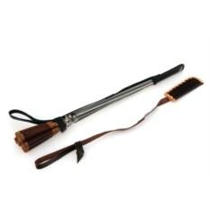 Подарочный набор для шашлыка c ножом