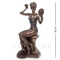 Статуэтка Дама с зеркалом