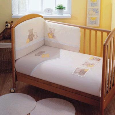 Постельное бельё в детскую кроватку Dodo terzetto