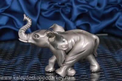 Статуэтка Бегущий слоненок