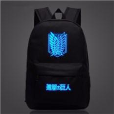 Светящийся рюкзак Атака титанов