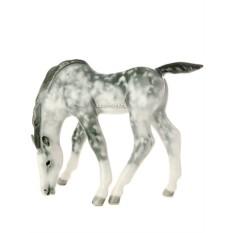 Скульптура Серый жеребенок