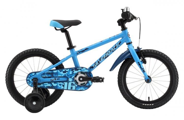 Детский велосипед Silverback Spyke 16