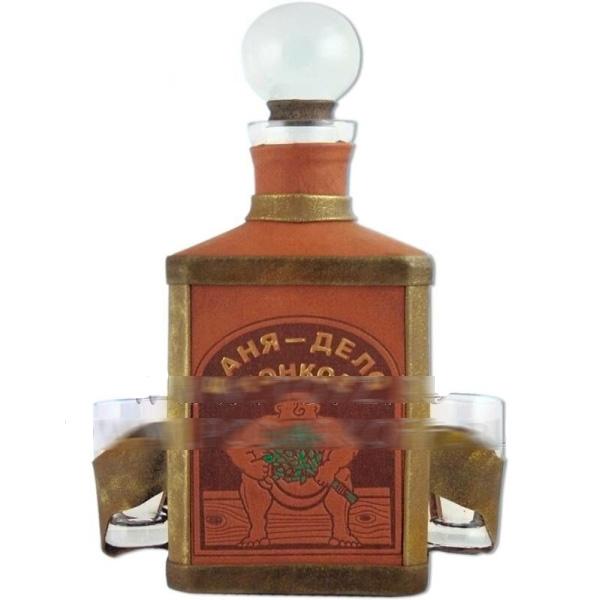 Бутыль «Баня»