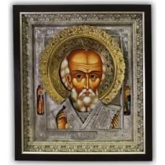 Большая икона Николай Чудотворец