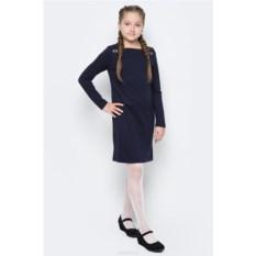 Темно-синее платье для девочки Gulliver