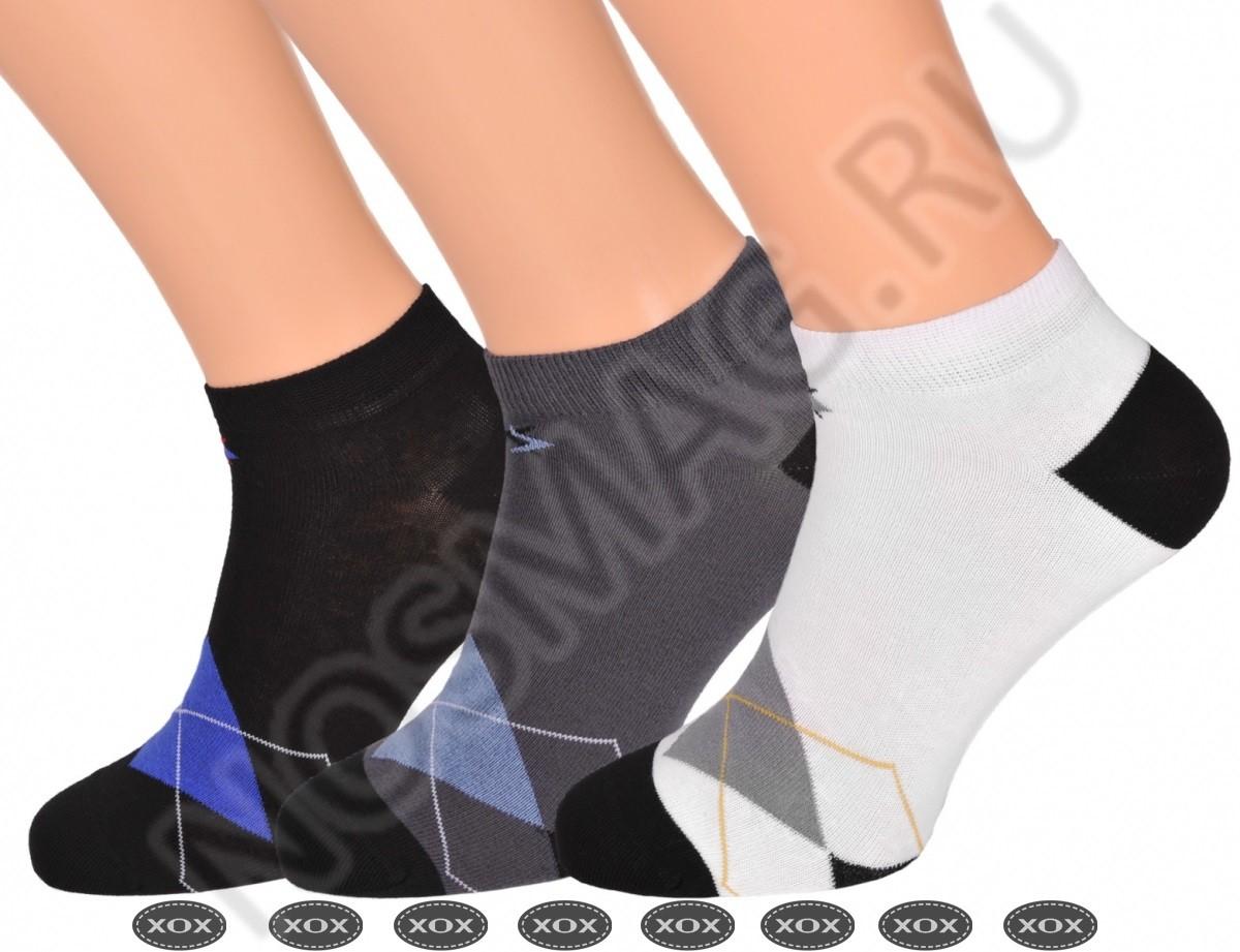 Мужские укороченные носки от компании ХОХ