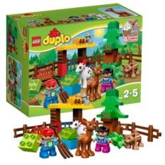 Конструктор Lego Duplo Лесные животные