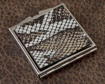 Карманное зеркальце, коллекция Elole Design (змея)