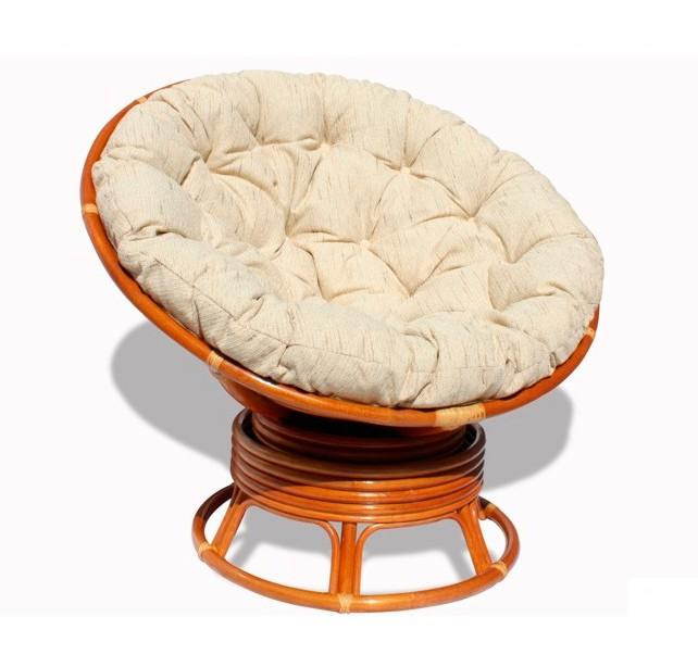 Кресло PAPASAN вращающееся с подушкой