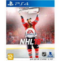 Игра для PS4 NHL 16