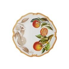 Блюдо круглое Апельсины