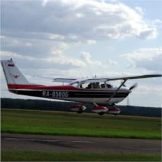 Полет на Cessna FR-172 - 60 минут