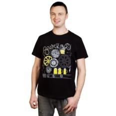 Мужская футболка Пивзавод