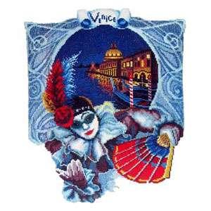 Набор для вышивания «Венецианский карнавал»