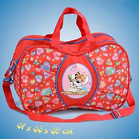 Diddlina спортивная сумка с сердечками