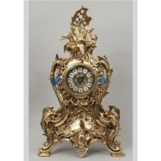 Часы из бронзы Лансароте, золотые