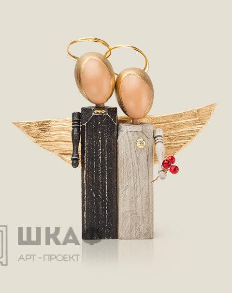 Оберег Свадебные ангелы