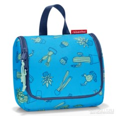 Детская сумка-органайзер Toiletbag s Сactus blue