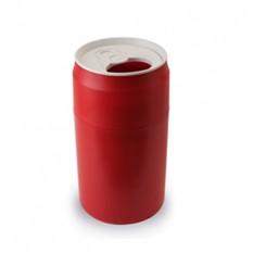 Корзина для мусора «Трэш-кола»