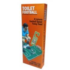 Игра Футбол для туалета