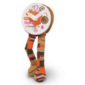 Часы настольные с ножками